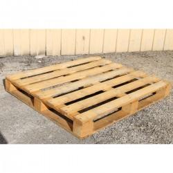 Pallet 100x120 quadrato - Usato - Bancale a 4 vie